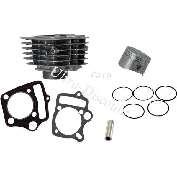 kit de motor para pit bikes 138cc lifan de 125cc  motor 107cc - 110cc