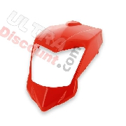 Frontal RAPTOR para quad Shineray 200STIIE et 200STIIEB (ROJO)