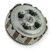 Embrague M2 para quad Bashan 300cc (BS300S-18)