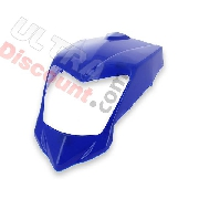 Frontal RAPTOR para quad Shineray 200STIIE et 200STIIEB (AZUL)