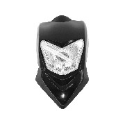 Frontal RAPTOR para quad Shineray 200cc (Negra)