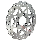 Disco de freno trasero para quad Shineray 250ST-5 (4mm)