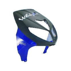 Carenado frontal Azul para Scooter Viper R1
